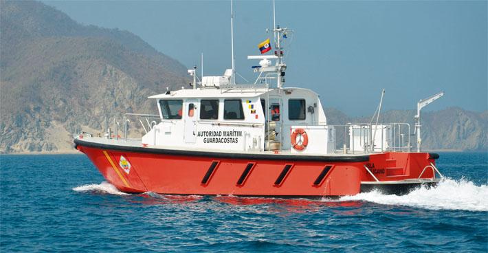El ARC Isla Pelícano de la Dirección General Marítima (DIMAR).