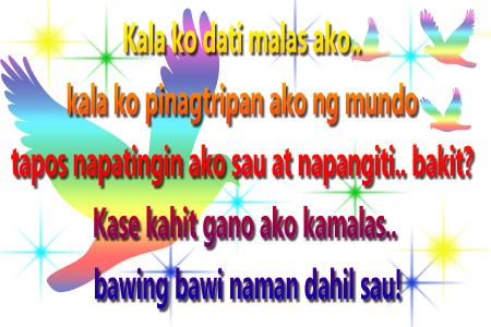 Best Inspirational Love Tagalog Quotes and Sayings