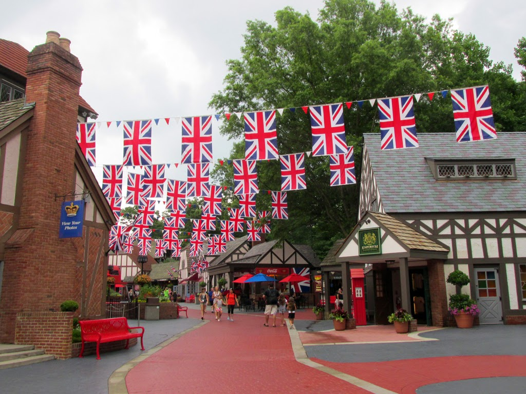 Amusement Park Stuff Busch Gardens Europe