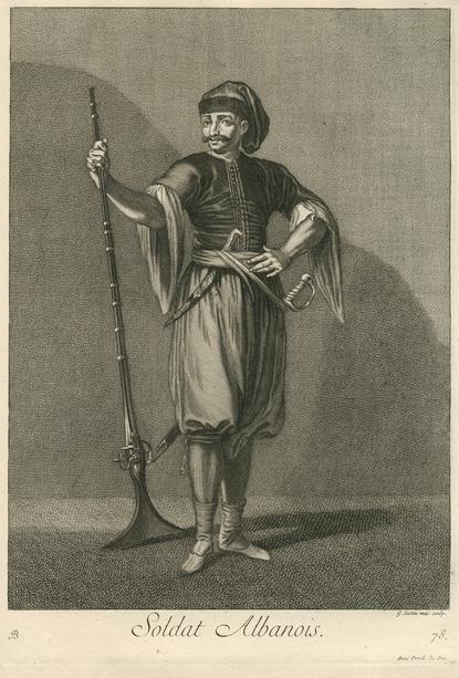 Soldat Albanois