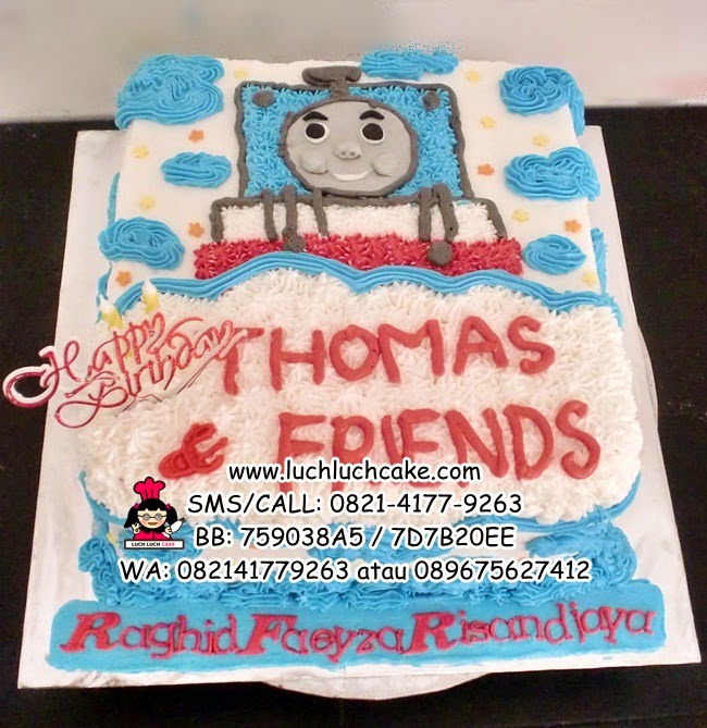 Kue Tart Thomas Buttercream Daerah Surabaya - Sidoarjo