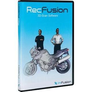 RecFusion Pro Crack 1.0.3 Free Download
