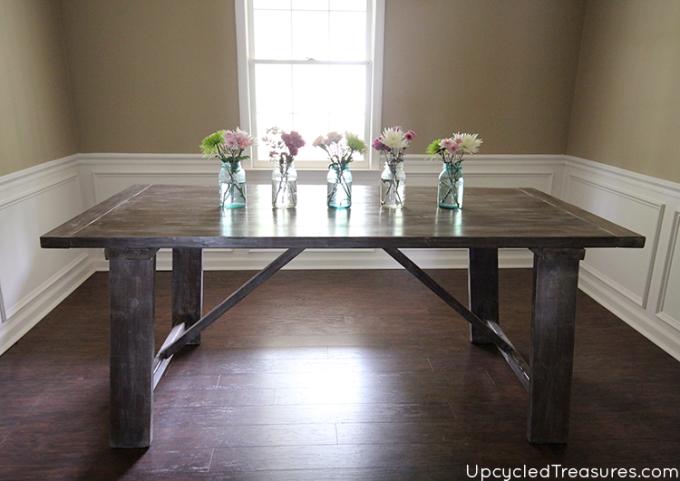 Modern Dining Table Diys