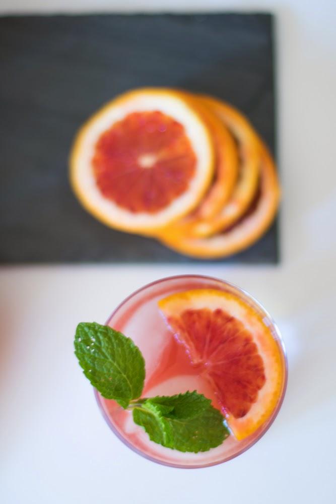 Devon Rachel: Drinks With Devon: Blood Orange Margarita Recipe