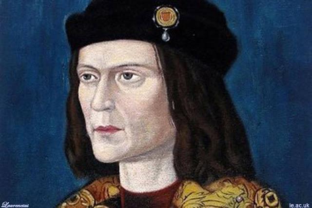 Lukisan-Raja-Richard-III