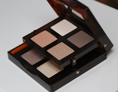 bobbi brown tortoiseshell eye palette sand test avis essai blog