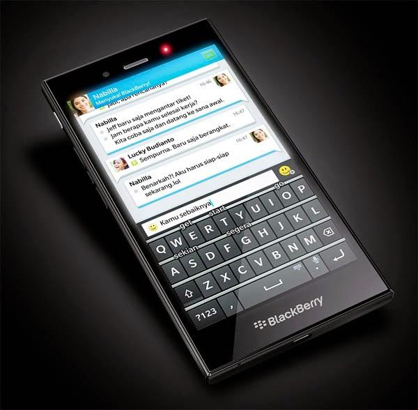 BlackBerry Z3 Resmi Diperkenalkan