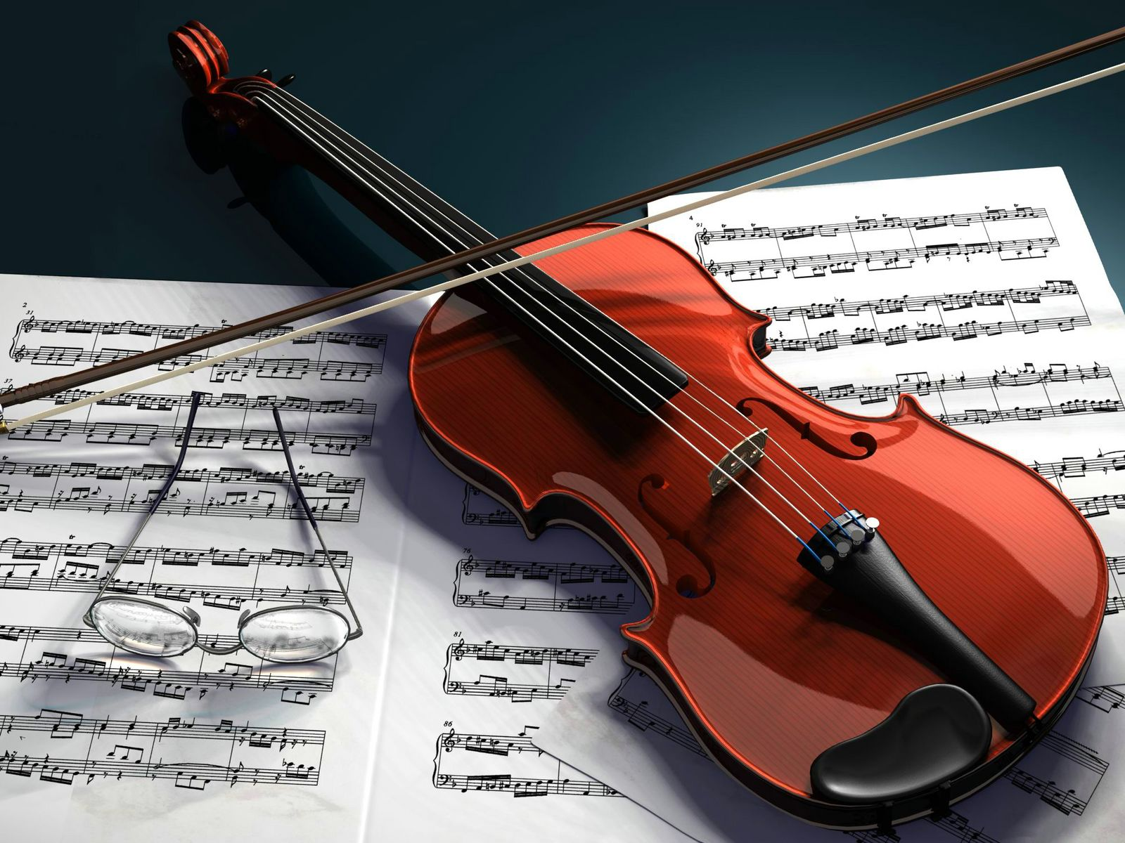 cool 3d wallpaper violin - photo #10