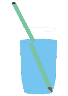 refração