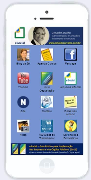 """Baixe meu Aplicativo """"Zenaide Carvalho"""" em http://app.vc/zenaide ou no Google Play!"""