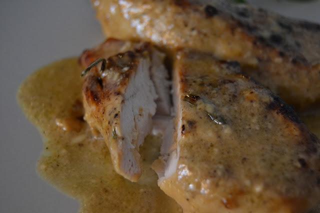 Mi taller de cocina pechugas de pollo al horno en salsa de mostaza - Cocina al horno ...