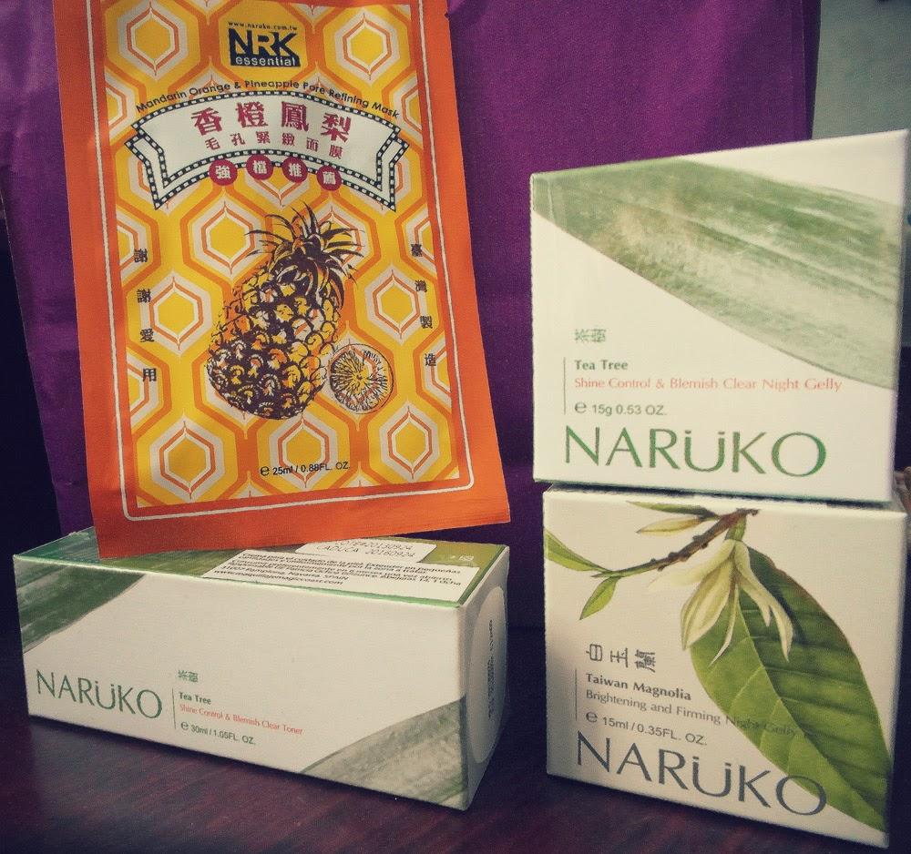 Naruko+Cosmetics
