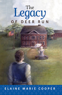The Legacy of Deer Run by Elaine Cooper