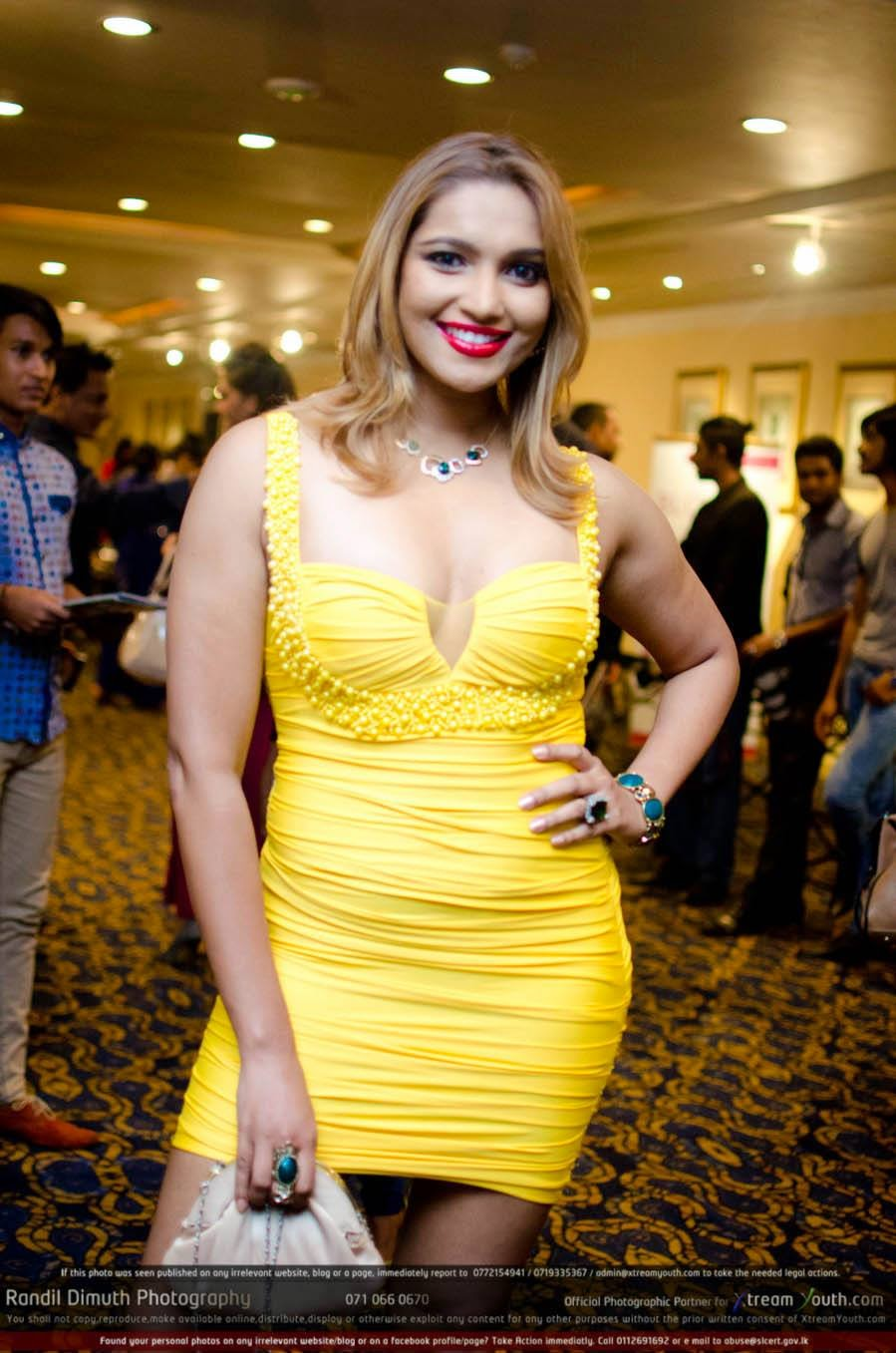 natasha yellow hot