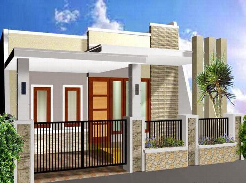 Desain Rumah Minimalis Terbaru 8