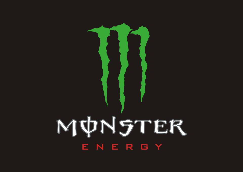 Download Logo Monster Energy Drink Vector