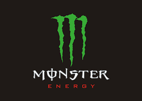 Monster Energy Drink Logo Vector download free