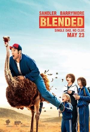 Blended 2014 poster