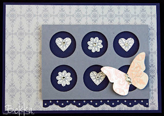 Charming Card with Butterfly