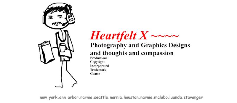 Heartfelt X