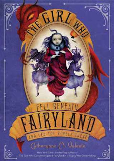 The Girl Who Fell Beneath Fairyland