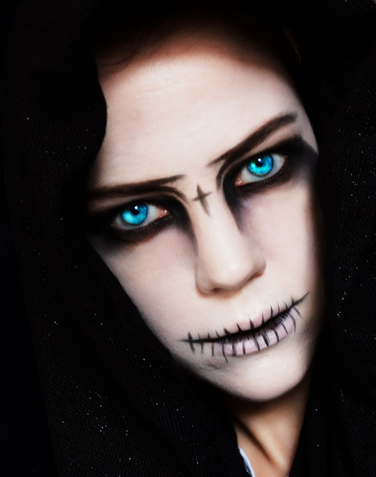 Grim Reaper Makeup Ideas - Mugeek Vidalondon