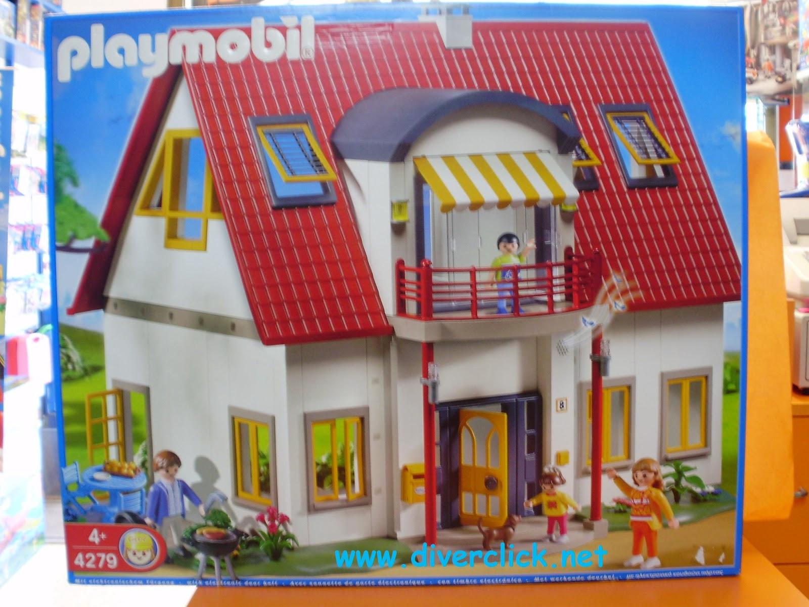 Playmobil barcelona y lego barcelona espa a venta for Casa playmobil precio