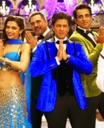 Happy New Year video songs` photos of indian waale song