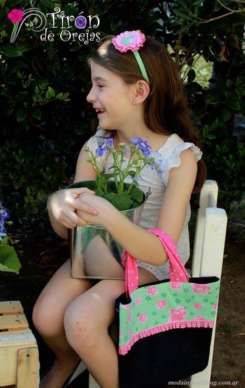 moda infantil 2014 vinchas niñas