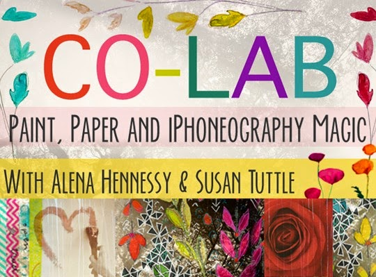 Co-Lab Workshop with Alena Hennessy & Susan Tuttle