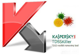 Kaspersky TDSSKiller 2.7.26.0 - Andraji