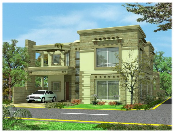 Front Elevation Of 10 Marla Houses In Islamabad : Marla houses front elevation pakistan joy studio