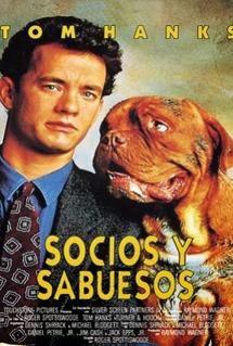 """Blog Safari Club, película online """"Socios y sabuesos"""", año 1989."""