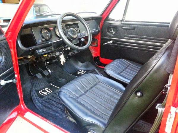 1972 Honda N600 Classic City Car Auto Restorationice