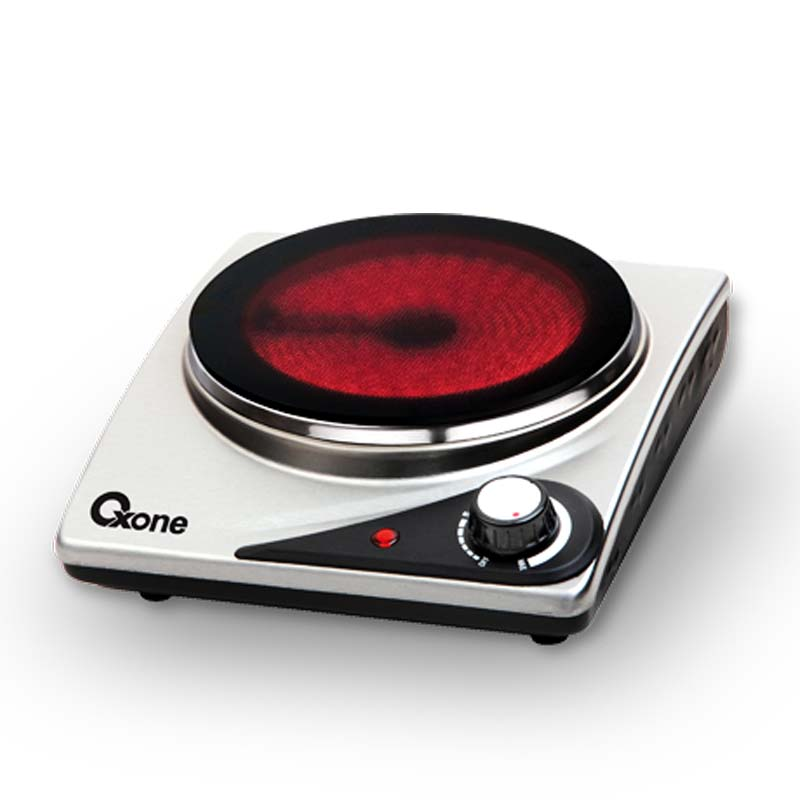 OX-655S Single Ceramic Stove Oxone