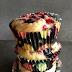 Muffins avalanche de fruits