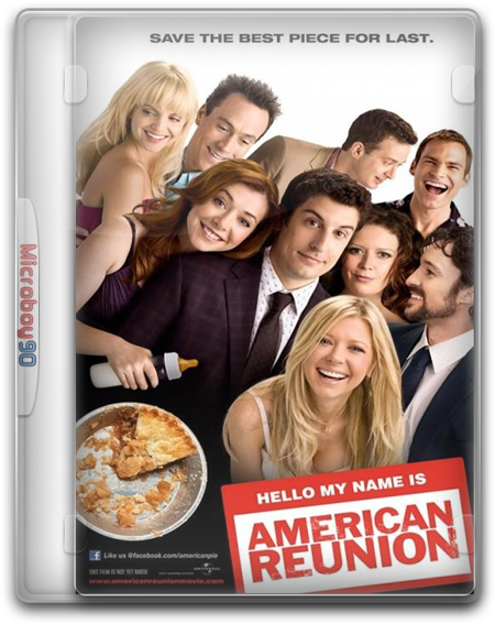 American Reunion (2012) UNRATED DVDRip Español Latino