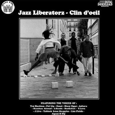 Jazz Liberatorz – Clin D'Oeil (CD) (2008) (FLAC + 320 kbps)