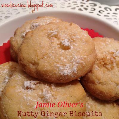 I sorprendenti biscotti di Jamie