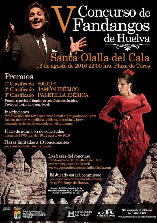 Concurso Fandangos de Huelva 2016
