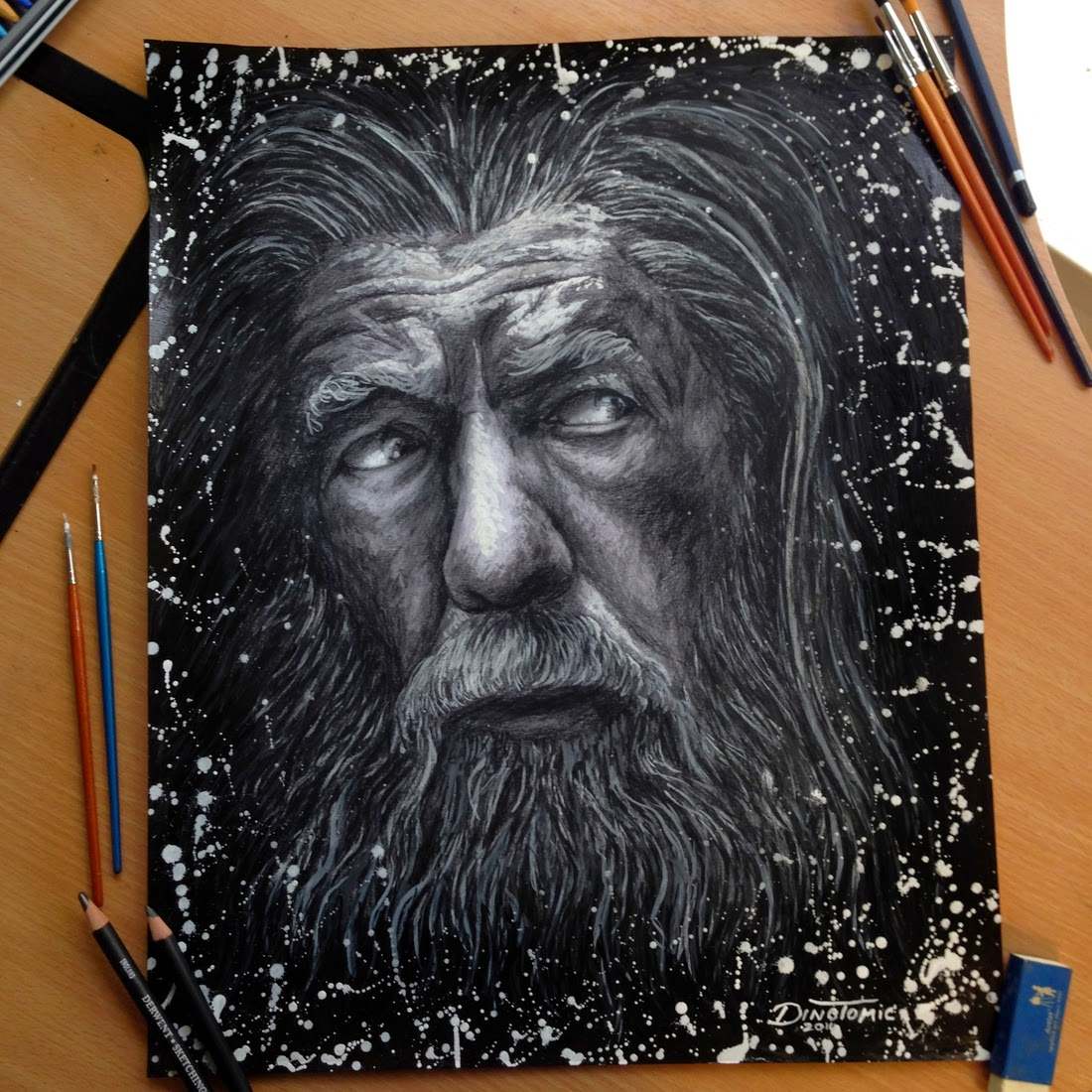 06-Gandalf-Dino-Tomic-AtomiccircuS-Mastering-Art-in-Eclectic-Drawings-www-designstack-co