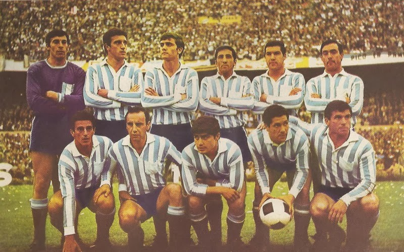 Racing Club Avellaneda, 1967