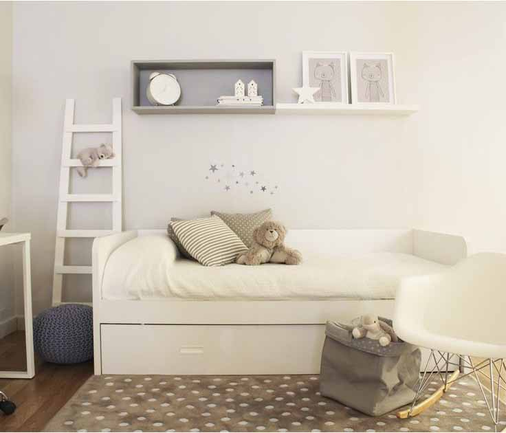 Garabotes blog habitaciones infantiles compartidas - Camas nido pequenas ...
