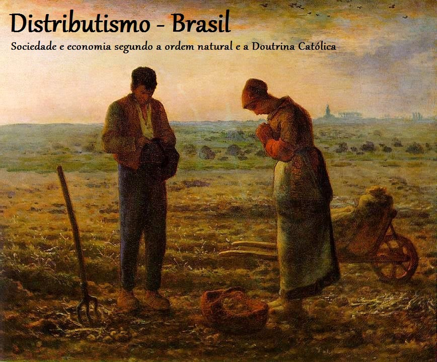 Distributismo - Brasil
