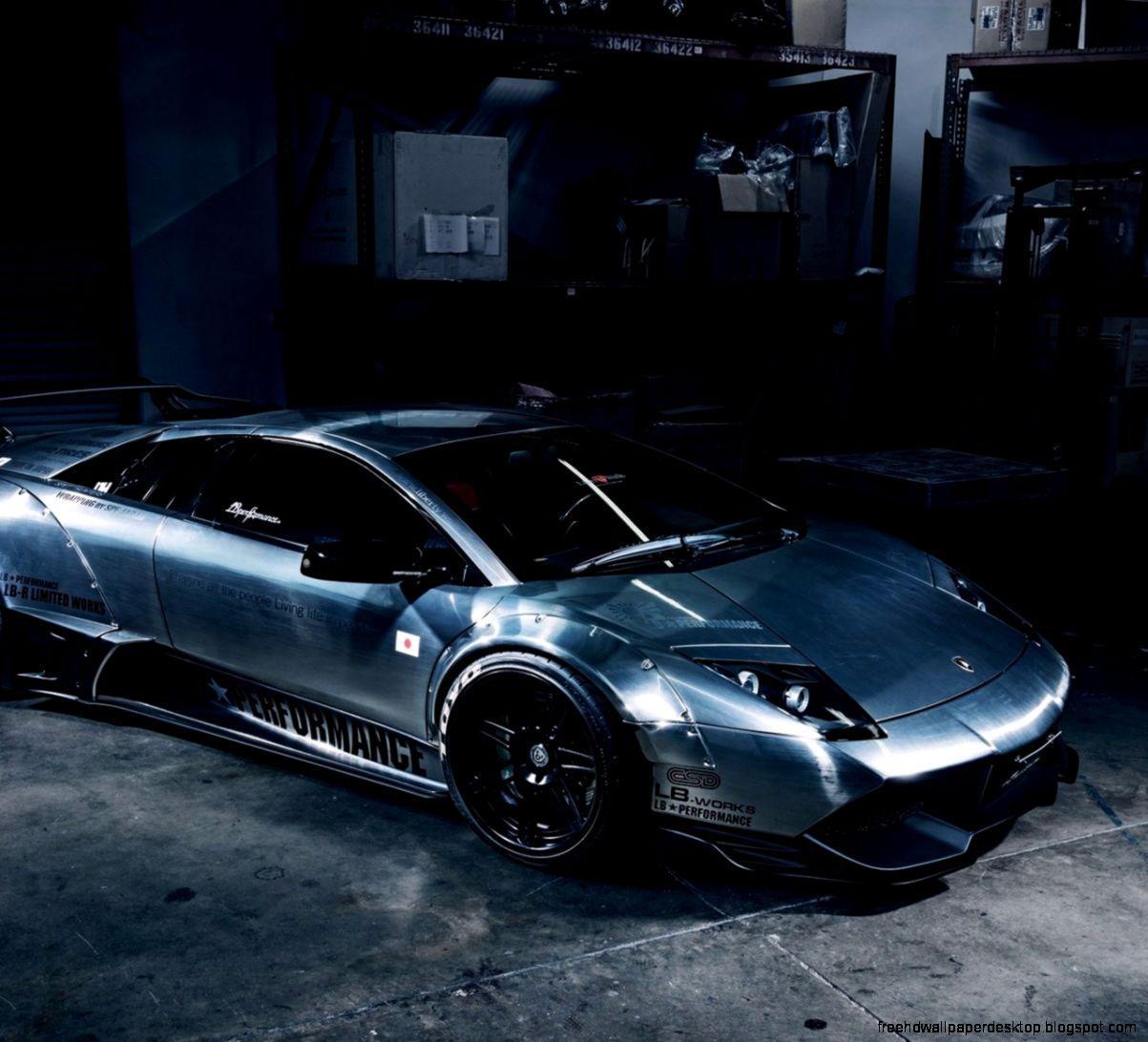 Lamborghini Murcielago By Lb Performance Garage Hd Wallpaper