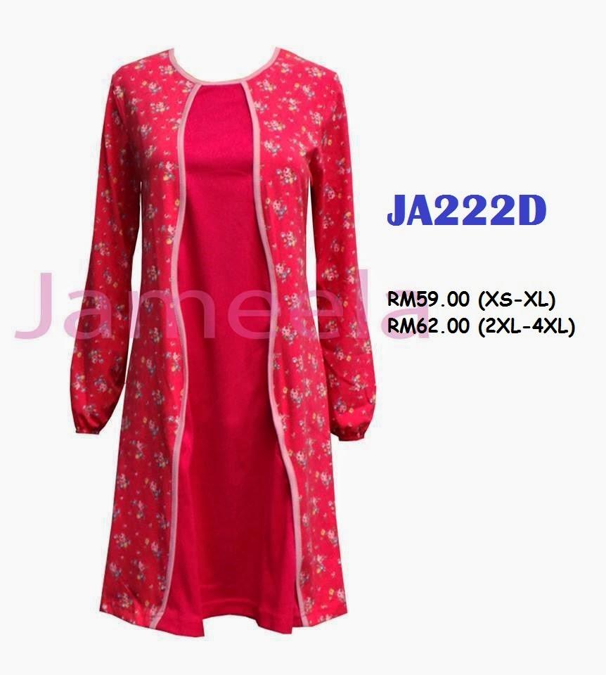 T-shirt-Muslimah-Jameela-JA222D