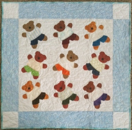 quilts for baby - Quilt Design NW