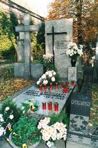 Grób Matki Franciszki Witkowskiej
