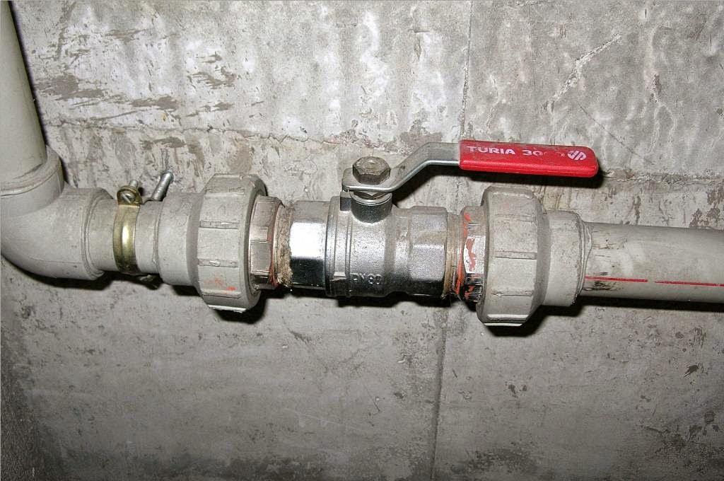 Llaves de paso de agua empotradas finest sustituir t for Cambiar llave de paso empotrada