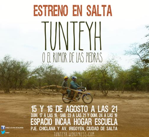 Tunteyh en Salta